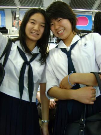 A scuola schoolgirl - 3 9